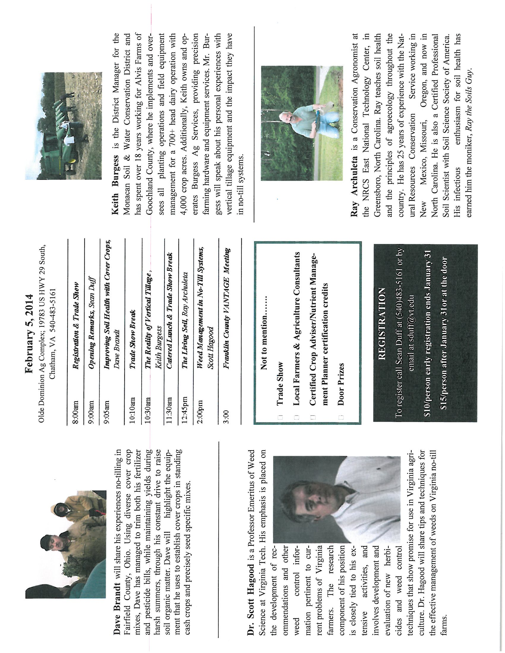 Brochure Page 2 of 2