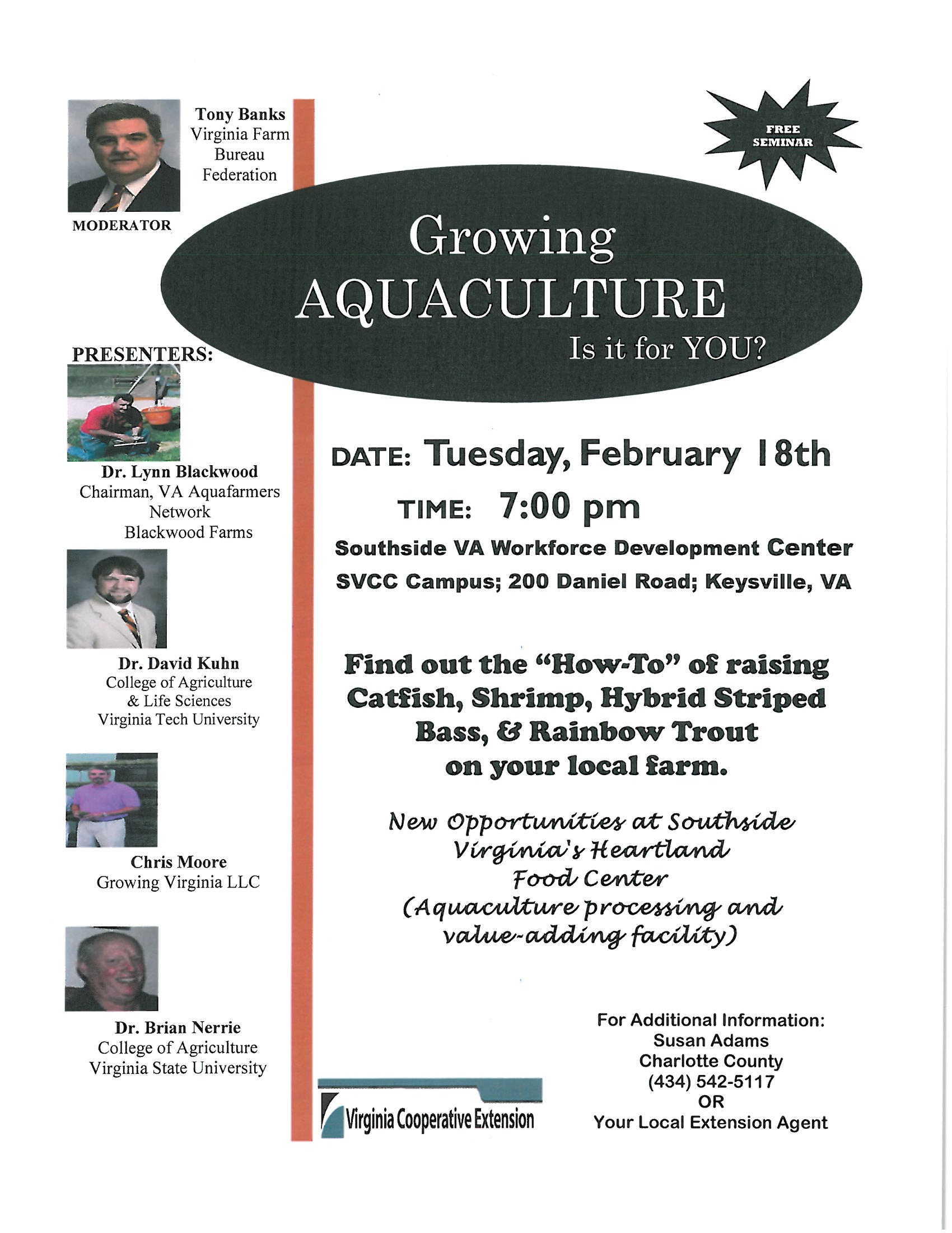Aquaculture Meeting