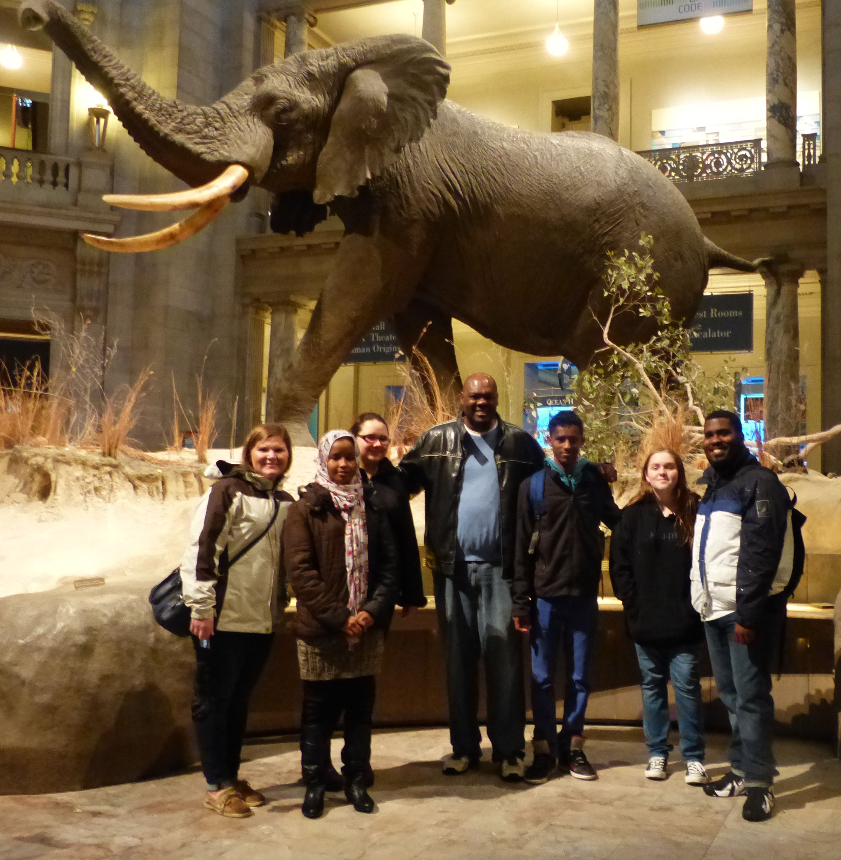 2014 Youth Project  -- Smithsonian (01-11-14) (10)