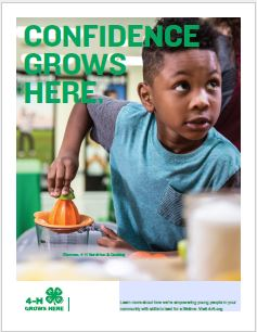 4-H GROWS HERE – New 4-H Brand | Virginia Clovers